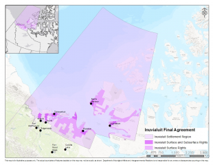 Inuvialuit Final Agreement