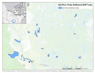 Salt River Treaty Settlement (NWT only)